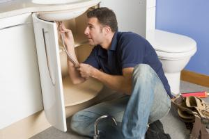 Our plumbers fix sinks and garbage disposals